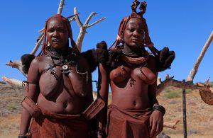 Himba Frauen, Namibia