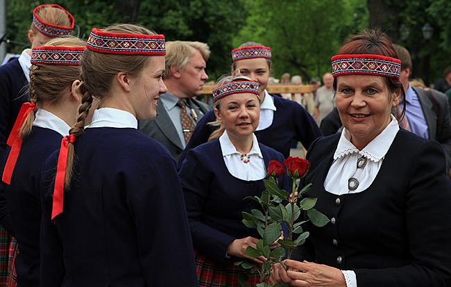 Riga – Gedenktag | Volksmusik