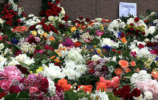 Riga – Gedenktag | Trauerfeier