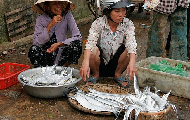 Fischhändlerinnen